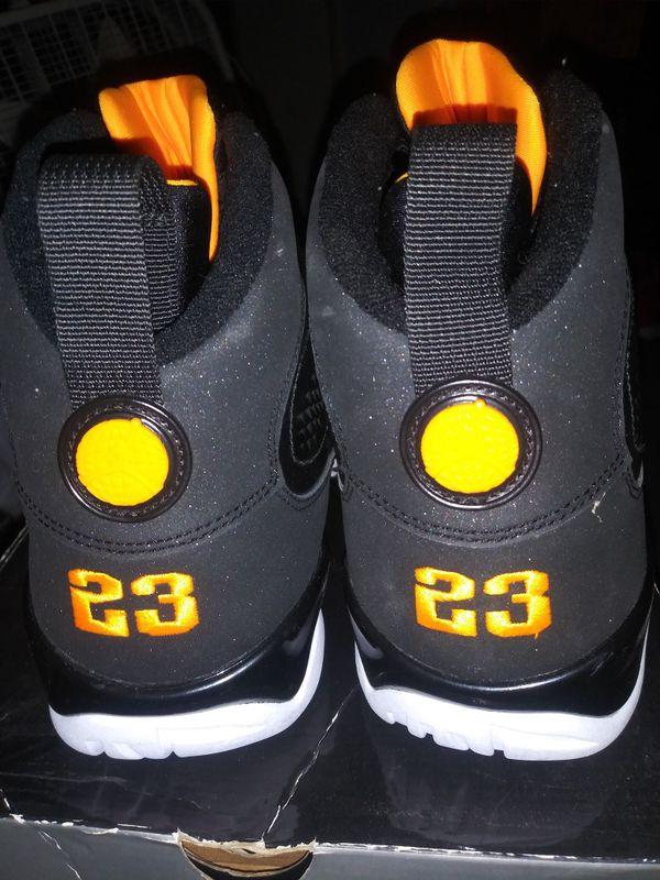 jordan retro citrus 9s with box size 11