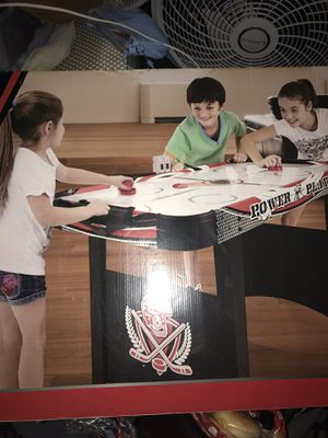AIR POWERED HOCKEY TABLE!! for Sale in Spring Lake Park, MN