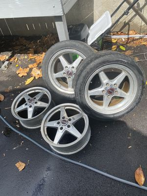 Race Star 17' rims for Sale in Kirkwood, MO