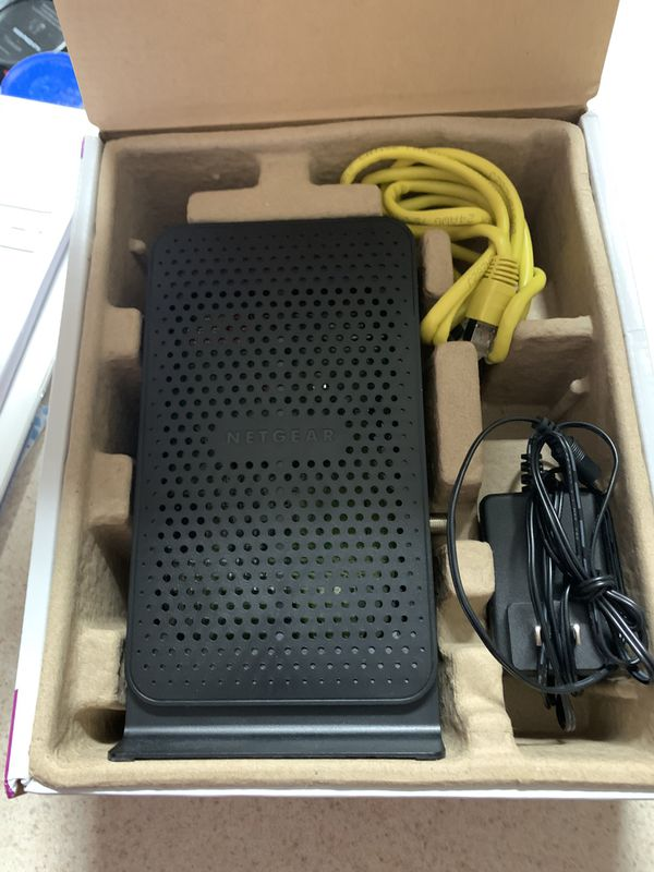 Comcast Xfinity modems and routers