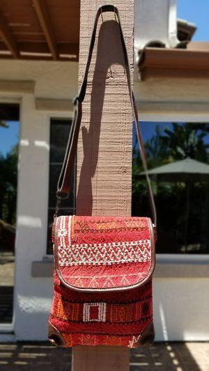 Vintage Carpet Messenger Bag for Sale in Encinitas, CA
