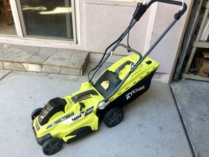 "Lawn mower 16"" electric corded brand new for Sale in San Diego, CA"