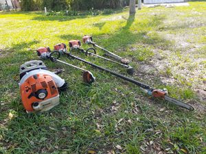 STIHL tools all works $1300 for all for Sale in Lake Worth, FL
