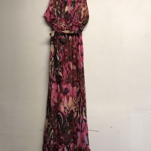 3 Pink Peacock Dresses 1 small 2 meadium for Sale in Riverdale, GA