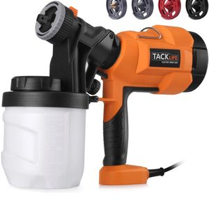 Paint Sprayer, High Power HVLP Home Electric Spray Gun,Adjustable Valve Knob, Quick Refill Lid,4 Nozzle Sizes- for Sale in Severna Park, MD