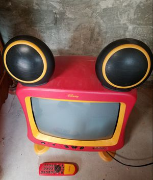 Disney Mickey Mouse TV for Sale in University Place, WA