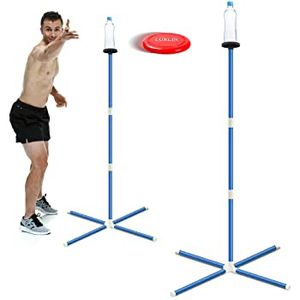 New LURLIN Outdoor Games for Family - Yard Games for Adults and Kids - New Popular Flying Disc Game - Fun for Kids Party Games or Lawn Games for Boys for Sale in Chino, CA