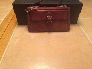 Authentic Coach Wristlet for Sale in Silver Spring, MD