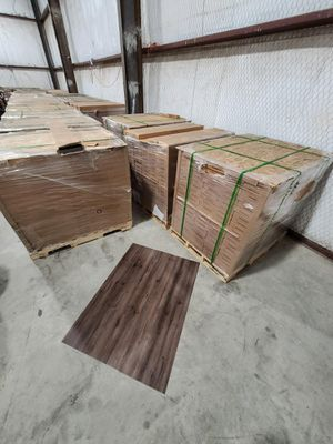 Luxury vinyl flooring!!! Only .67 cents a sq ft!! Liquidation close out! W3 for Sale in Carson, CA