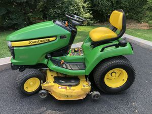 """John Deere X500 Tractor Riding Mower with 48"""" Deck for Sale in Middle River, MD"""