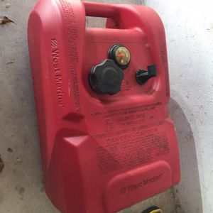6 Gal Fuel Tank for Sale in Miami, FL