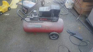 Craftsman air compressor for Sale in Seattle, WA