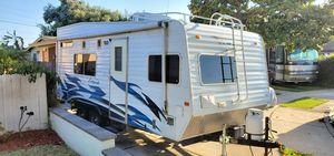 2006 Weekend Warrior Superlite FK1900 Toy Hauler RV camper trailer for Sale in Chula Vista, CA
