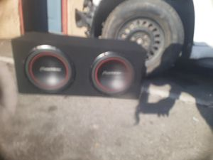 12 car speaker for Sale in Long Beach, CA