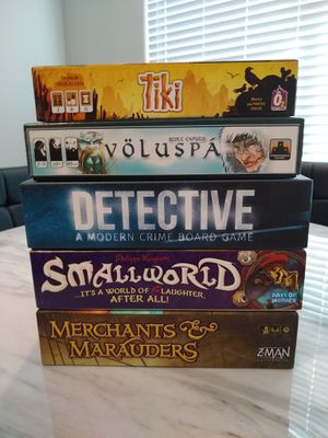 Board games for Christmas! for Sale in Peoria, AZ