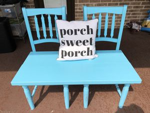 Wooden Bench for Sale in Salado, TX