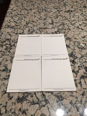 Jet broker note pads for Sale in Los Angeles, CA