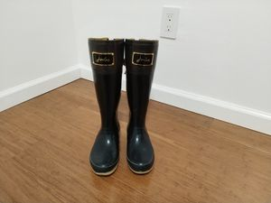 Joules Evedon Rain Boots US 6 / UK 4 for Sale in Daly City, CA