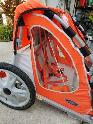 Foldable Bike Trailer, 2 Passengers for Sale in Odessa, FL