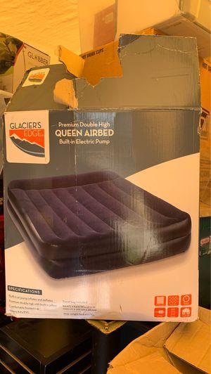 Queen air mattress for Sale in SeaTac, WA