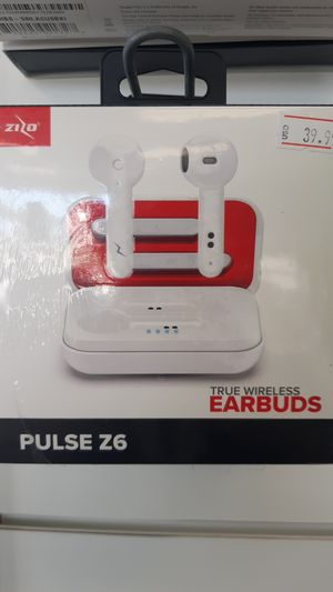 ZIZO Pulse Z6 wireless earbuds for Sale in Wichita Falls, TX