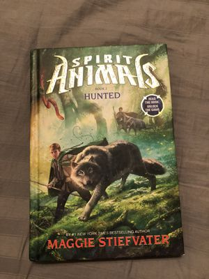 Spirit Animals Book 2 Hunted Hardcover for Sale in Fort Worth, TX