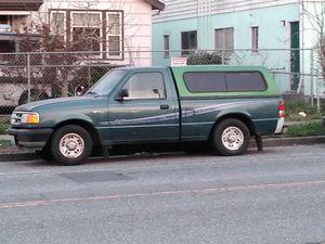 1995 Ford Ranger Sport Has brand new clutch! 4cy 170k manual w/ canopy 1,500.00 OBO for Sale in Seattle, WA