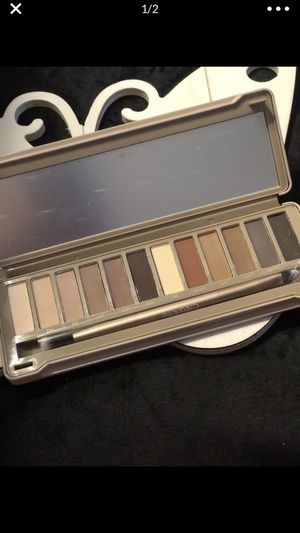 Beauty creations nude 2 palette for Sale in North Las Vegas, NV
