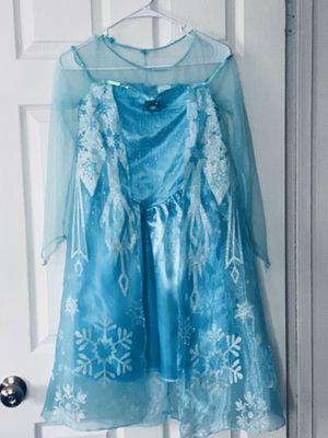 Elsa —Frozen Size 10-12 ***Like New Condition*** for Sale in San Antonio, TX
