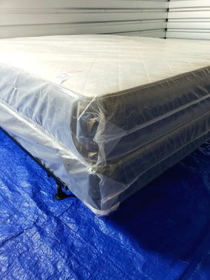 NEW FULL MATTRESS AND BOX SPRING_2PC 😉 for Sale in Lake Worth, FL