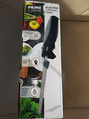 Prime Cuisine Electric Carving Knife for Sale in Glendale, AZ