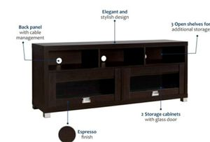 "Mueble para tv. 65"" for Sale in Arlington, VA"