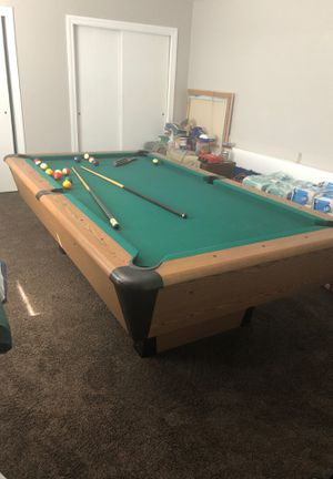 Harvard pool table for Sale in Fresno, CA