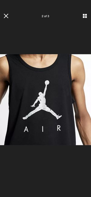 Jordan tank top ( new with tags ) size xxl for Sale in City of Industry, CA
