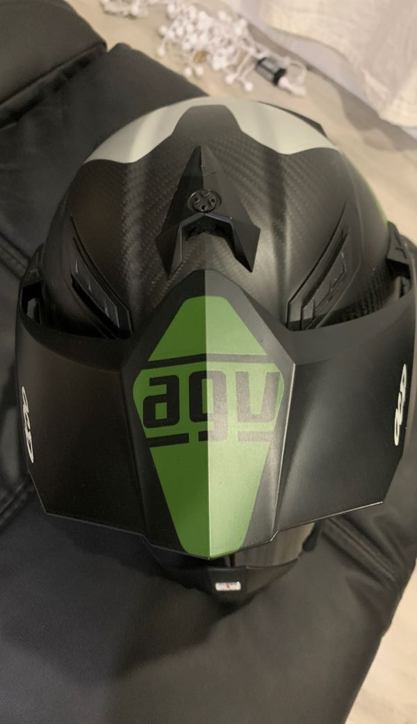 AGV helmet unisex size small