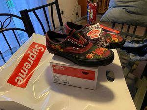 Vans supreme size 9.5 brand new Fs / ft for Sale in Tacoma, WA