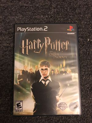 Harry Potter and order of the Phoenix (PS2) for Sale in Opa-locka, FL