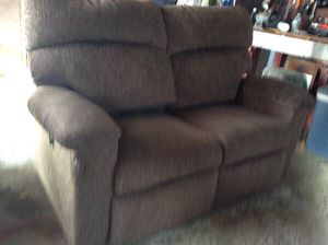 3 Cushion Couch + Love Seat for Sale in Dearborn, MI
