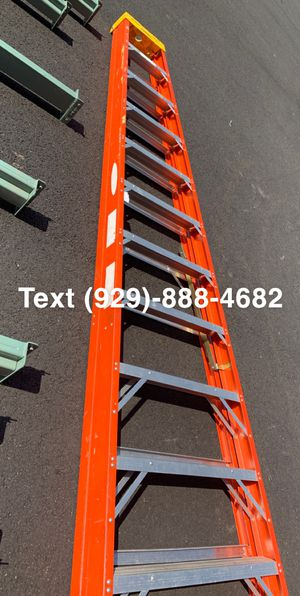 12' Ladder by Werner for Sale in Queens, NY