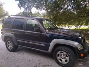 2005 Jeep Liberty for Sale in Polk City, FL
