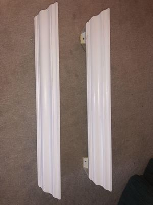 Set of 2 Wall Shelves for Sale in Webster, TX