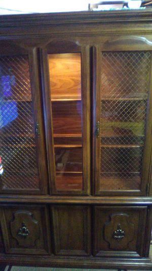 Hutch, liquor cabinet, display cupboard for Sale in Beaverton, OR