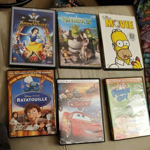 Animated Film Collection DVD for Sale in Vienna, VA