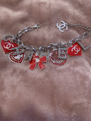 Link charm bracelet for Sale in Chicago, IL