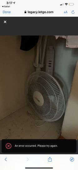 Oscillating standing fan for Sale in Queens,  NY