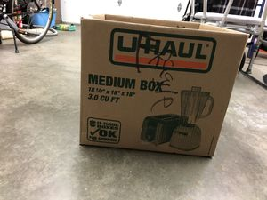 Free moving or storage boxes for Sale in East Wenatchee, WA