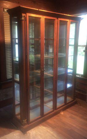 Pulaski Curio Cabinet for Sale in Orange, TX