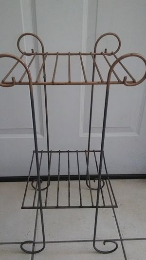 Metal plant stand for Sale in Longmont, CO