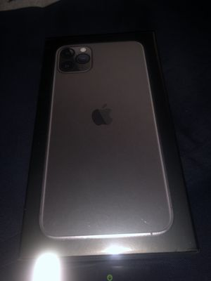 iPhone 11 Pro Max 64GB for Sale in Silver Spring, MD