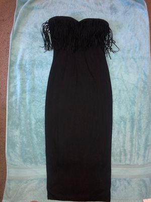 Guess bodycon black dress (knee length) for Sale in Stockton, CA